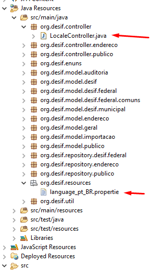 Can't find bundle for base name org desif resources, locale pt_BR