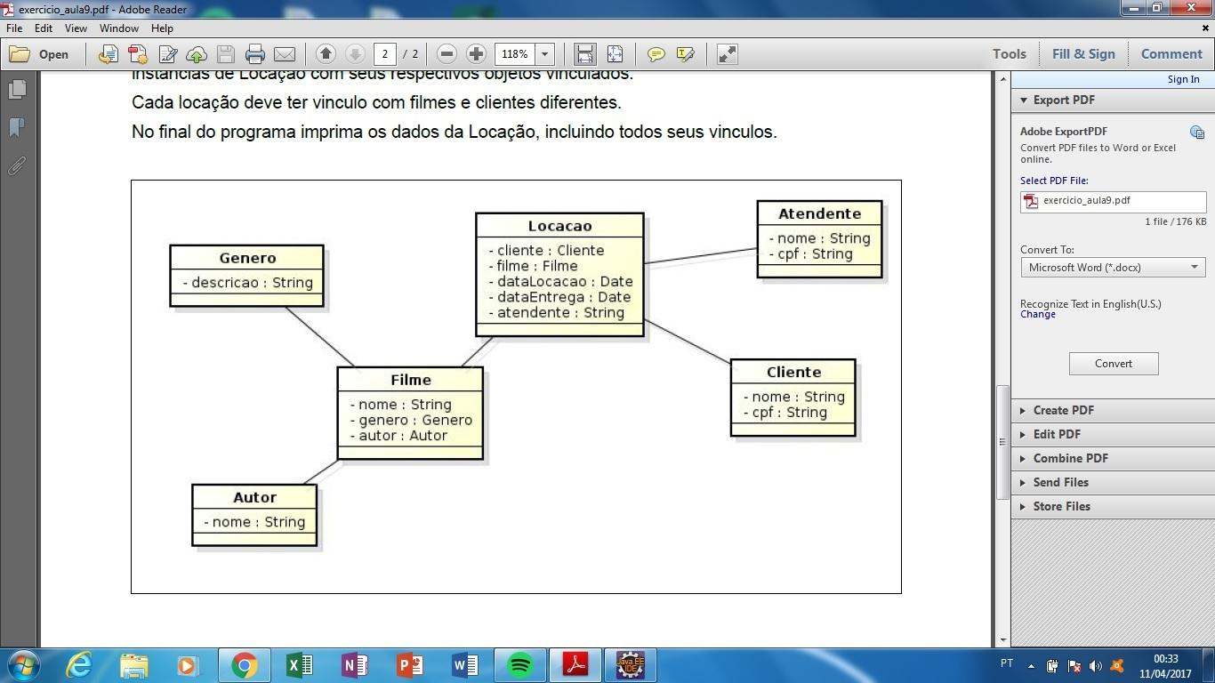 Exercicio implementao de getset programao guj j criei todas as classes acima com seus getset abaixo a classe do programa principal ccuart Images